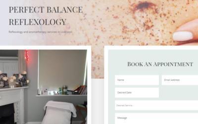 Website of the week – Perfect Balance Holistics