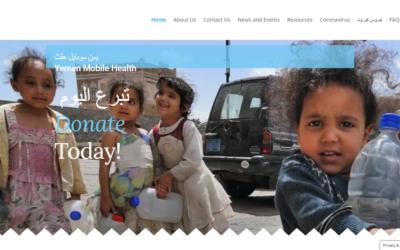 Website of the Week: Yemen Mobile Health