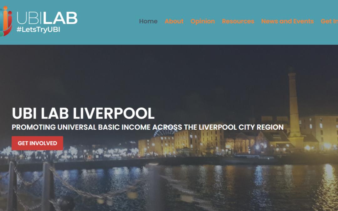 UBI Lab Liverpool – Website of the Week